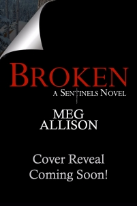 Cover Reveal Broken by Meg Allison